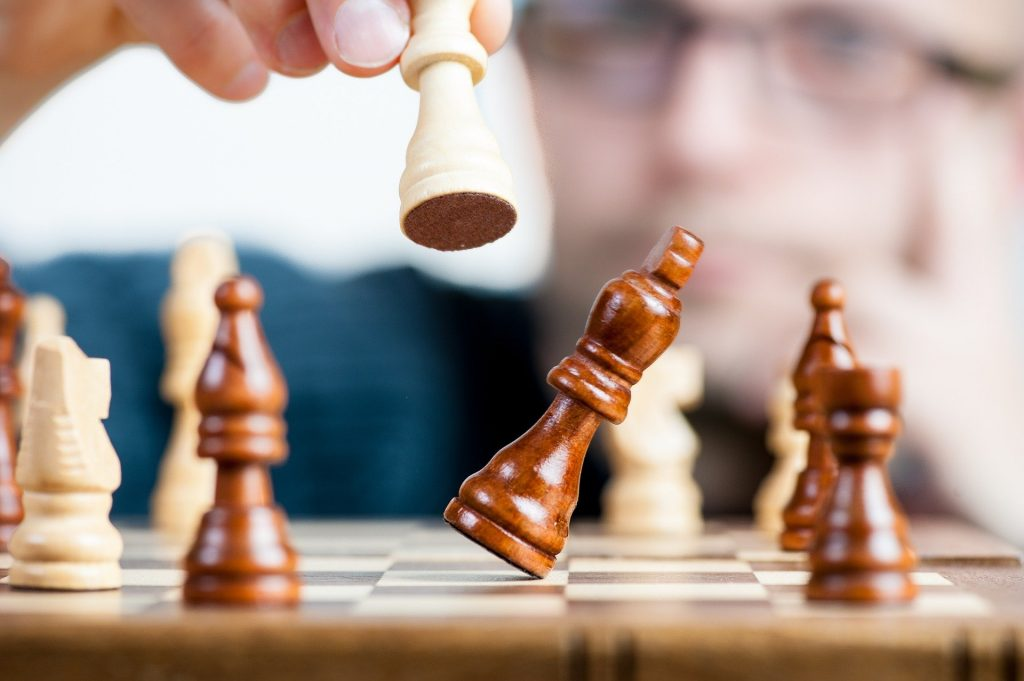 The chess strategy
